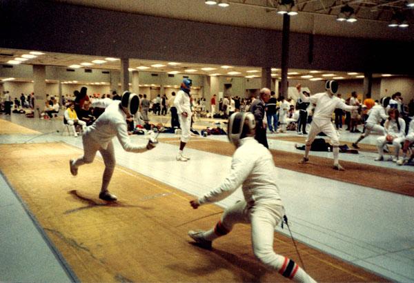 Junior Olympics, Orlando, Florida