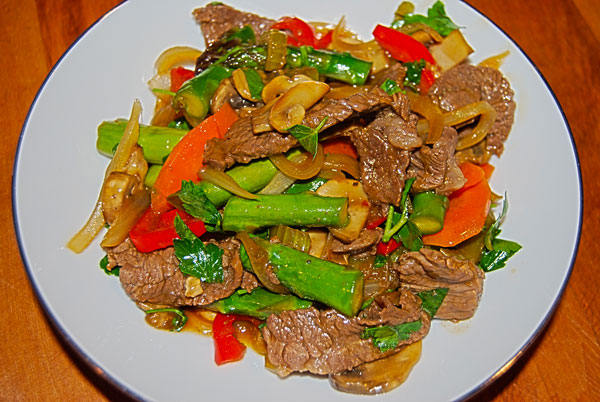 Teriyaki Stir Fry