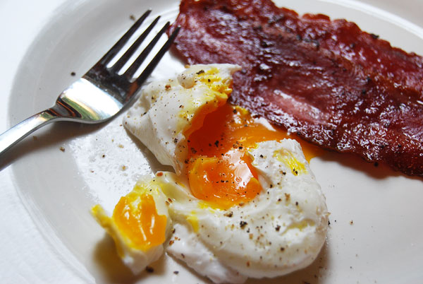 Perfect Poached Eggs